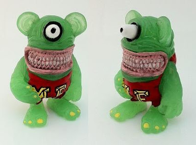 Meat Fink Resin Figure by Motorbot
