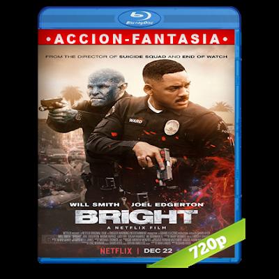 Bright (2017) BRRip 720p Audio Trial Latino-Castellano-Ingles 5.1