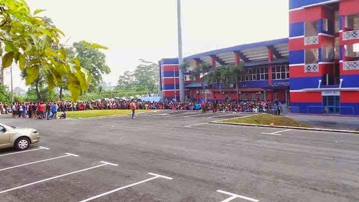 JDT Dan Terengganu Siapa Hebat Malam Ini Di Larkin
