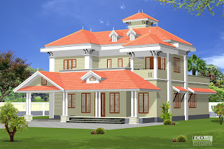 Beautiful Villa 3d