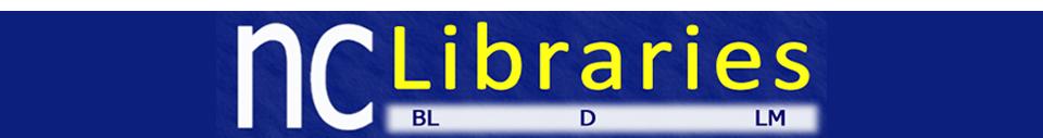 NC Libraries