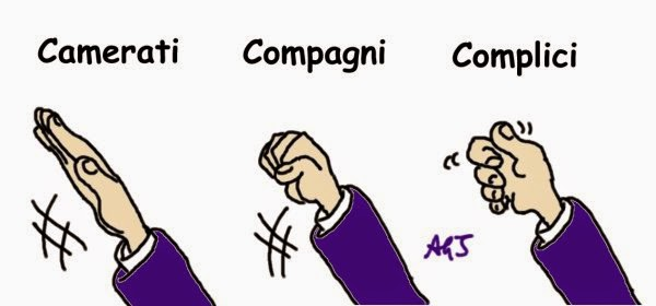 Roma, mafiacapitale, partiti, satira