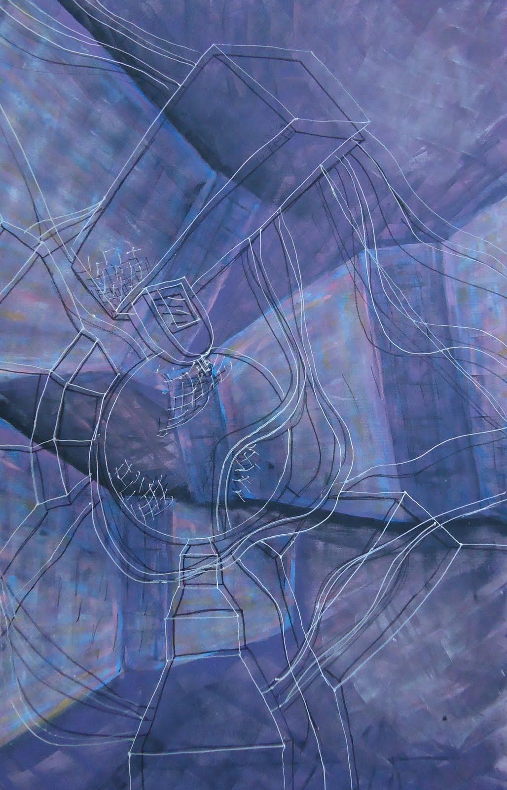Carlise artes arte contempor nea puxando as cortinas para as mem rias do corpo - Cortinas contemporaneas ...