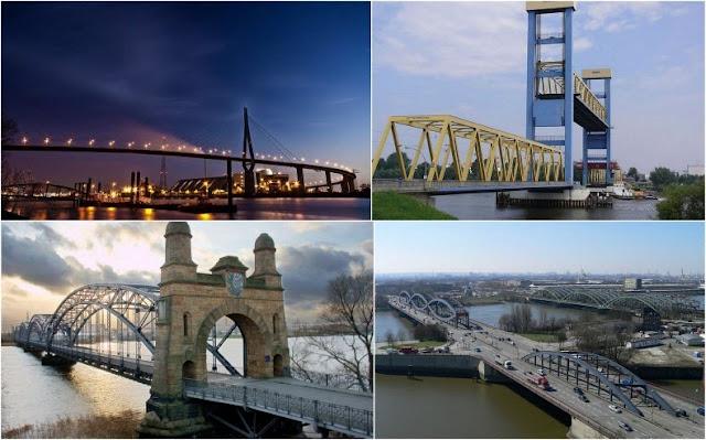 جسور+.+ثقف+نفسك+1 مدينة الجسور في هامبورغ