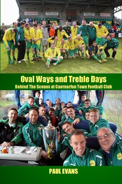 Oval Ways and Treble Days - The Book