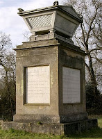 Thomas Gray monument