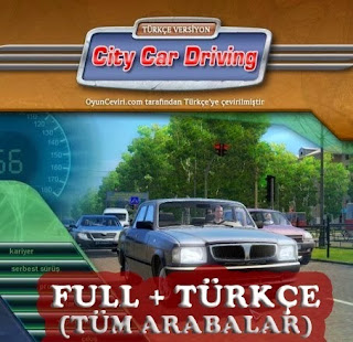City car Driving Full indir - PC