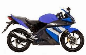 Modifikasi Honda New Megapro Full Fairing