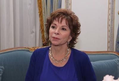 """El amante japonés"" de Isabel Allende"