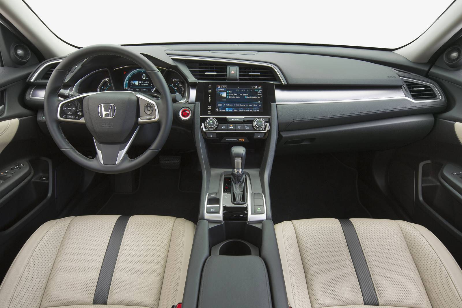 Honda Civic 2016 - consumo
