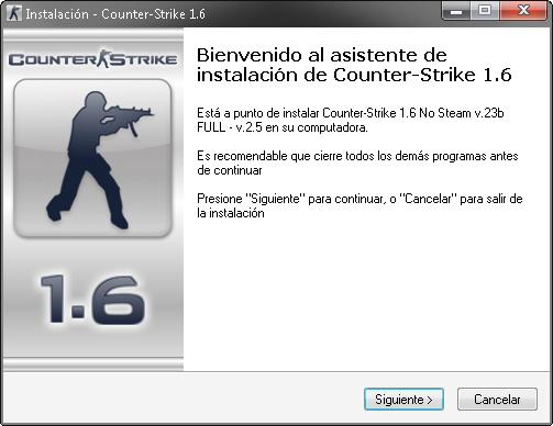 Download CS No Steam 16 Full - 2013 - Counter Strike