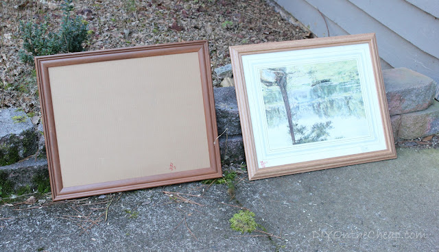 Thrift Store Frames