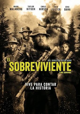 El Sobreviviente 2013 DVDRip Latino