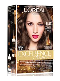 during cny i decided to go with the loreal excellence fashion colour in ashy nude brown 513 i was looking for a darker shade but not to the extend of a - Coloration Phyto