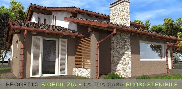 Gallery of ideiamo progettiamo e realizziamo case in for Casa bioedilizia o tradizionale