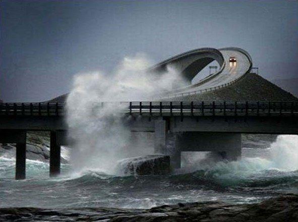 Jalan Samudra Atlantik