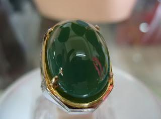 Mengenal Batu Akik Bacan Hijau