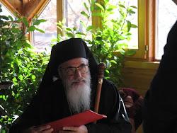 Епископ  Хризостом чијим се благословом обнови овај манастир
