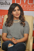 Samantha Glam pics at Pratyusha NGO Event-thumbnail-13