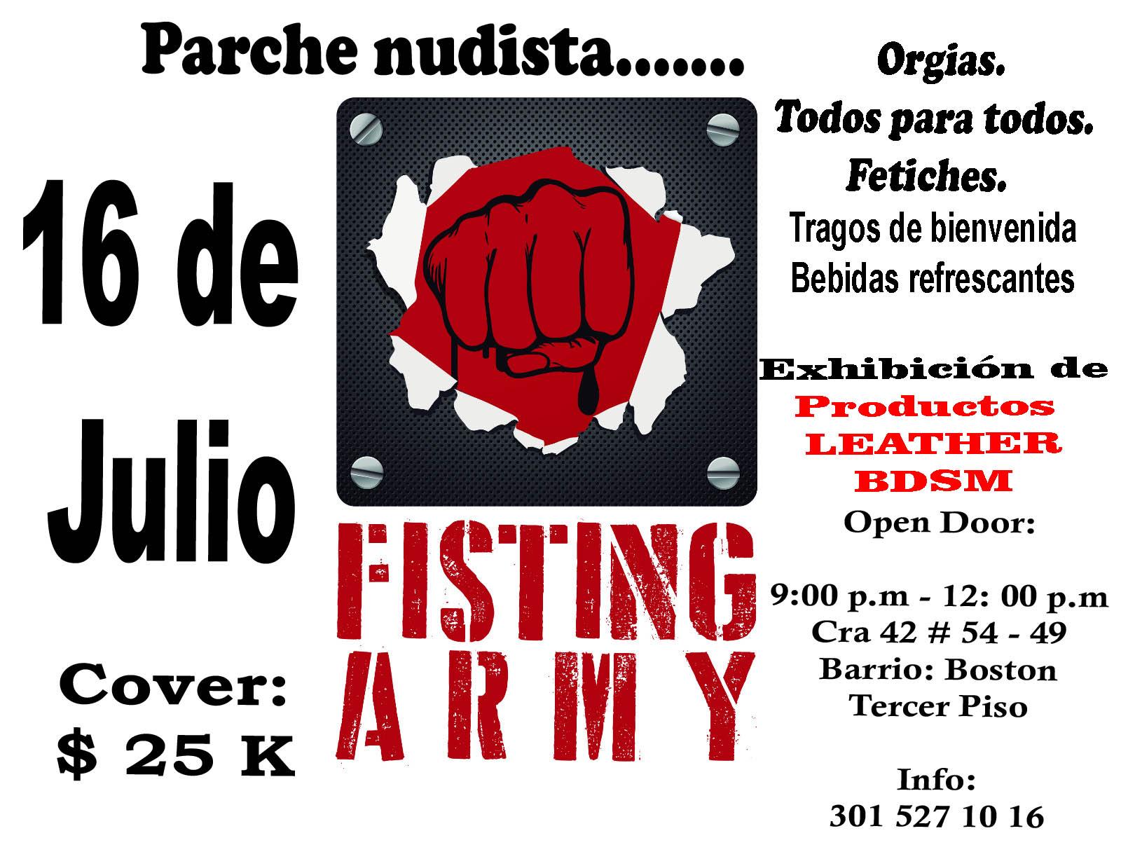 Parche en Medellin.