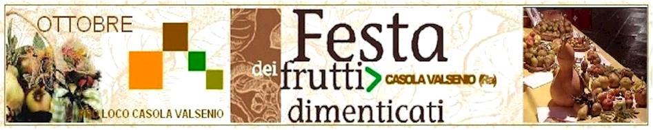 Festa Frutti Dimenticati