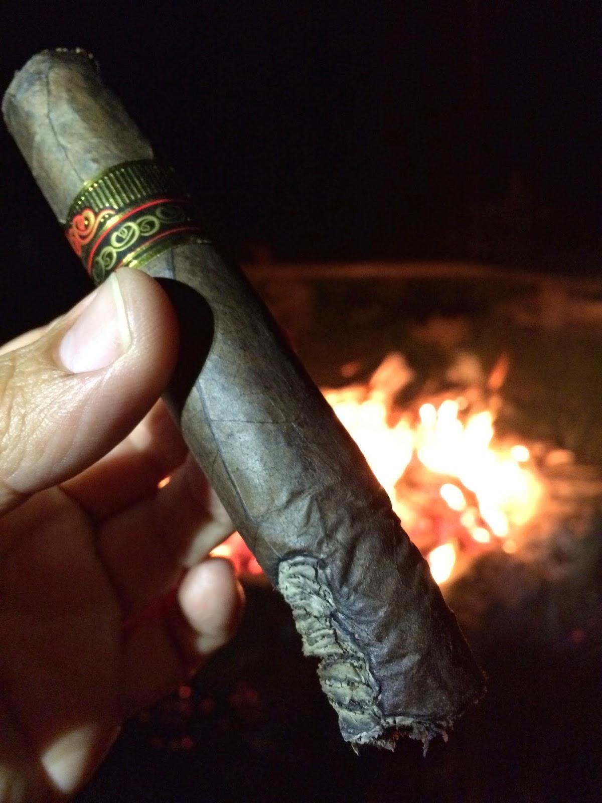 Estilo Cubano Matador cigar 3