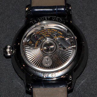 mouvement automatique Jaquet Droz