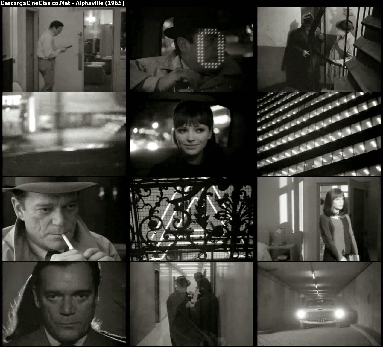Lemmy contra Alphaville (1957)