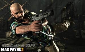 Game Perang Max Payne 3