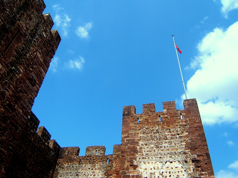 silves castle algarve