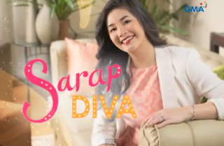 Sarap Diva GMA Network Cooking Show Comedy Talk Show | GMA Entertainment TV Group