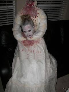 La novia sin cabeza