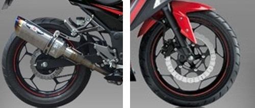 velg racing motor ninja terknini