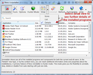 Best Free Utility For The Uninstallation Of Softwares From