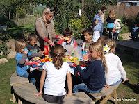 De kindertafel