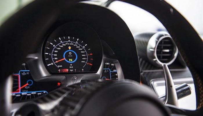 Koenigsegg: One - Instrumental