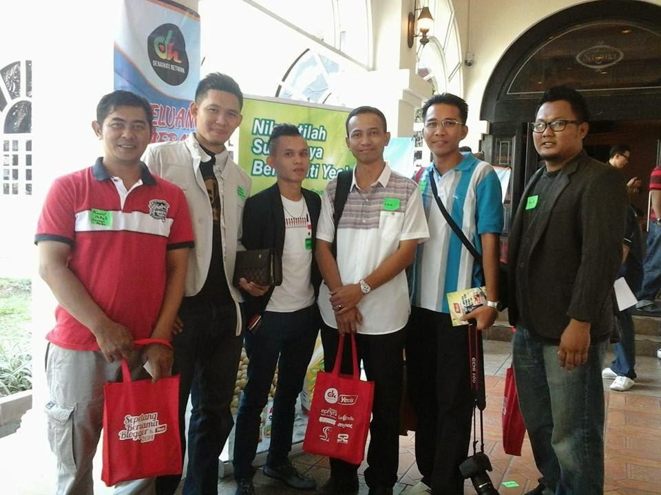 Blogger terhebat Malaya - Sepetang Bersama Blogger 2014