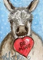 http://www.zazzle.com/valentine_burro_postcard-239310828644279563