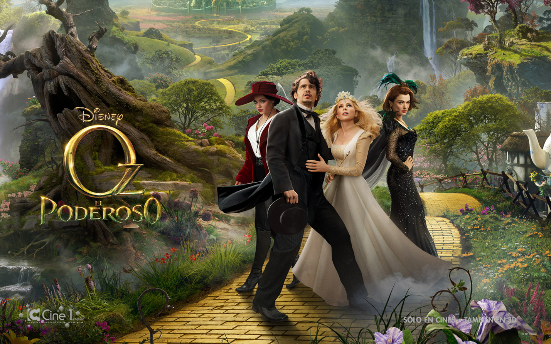 Ver Oz, el Poderoso (2013) Online - Película Completa