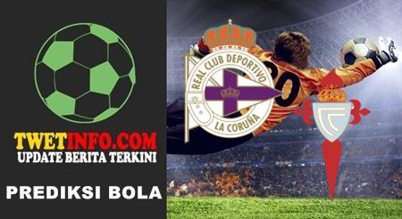 Prediksi Deportivo Coruna vs Celta Vigo