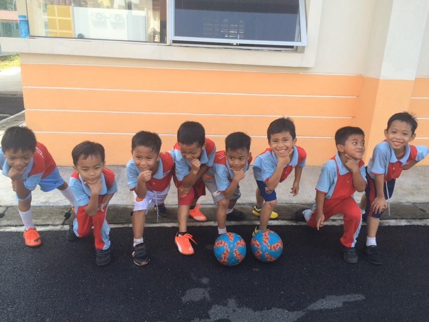 Pasukan Futsal Prasekolah