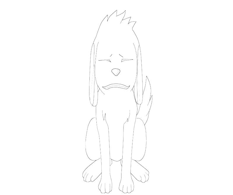 printable-naruto-akamaru-angry_coloring-pages-2