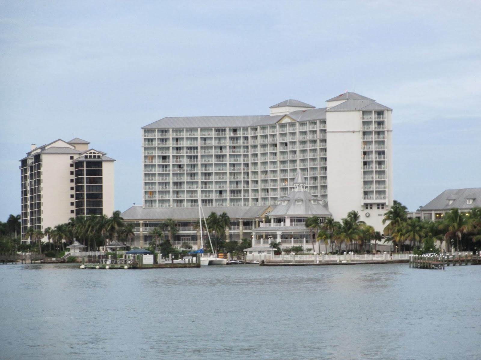 Sanibel Harbor Marriott Resort Spa