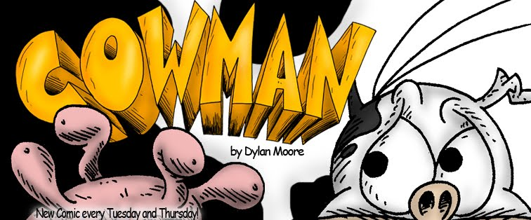 The Adventures of Cowman
