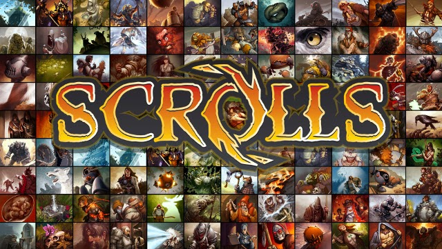 Scrolls Android