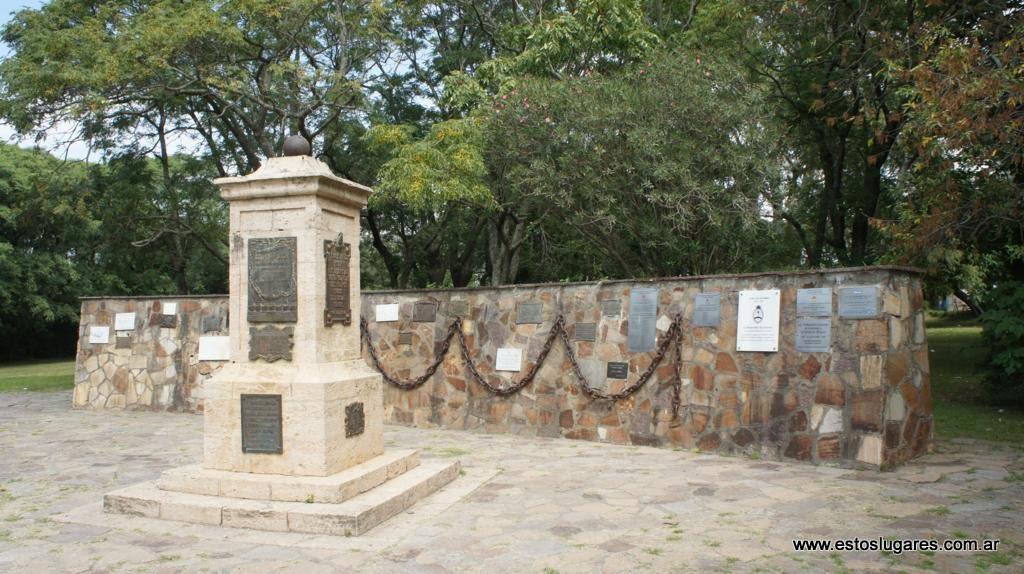 """MIERCOLES 20 DE JUNIO   """"  VUELTA DE OBLIGADO """" Monumento+Vuelta+de+Obligado+-+San+Pedro+7"""