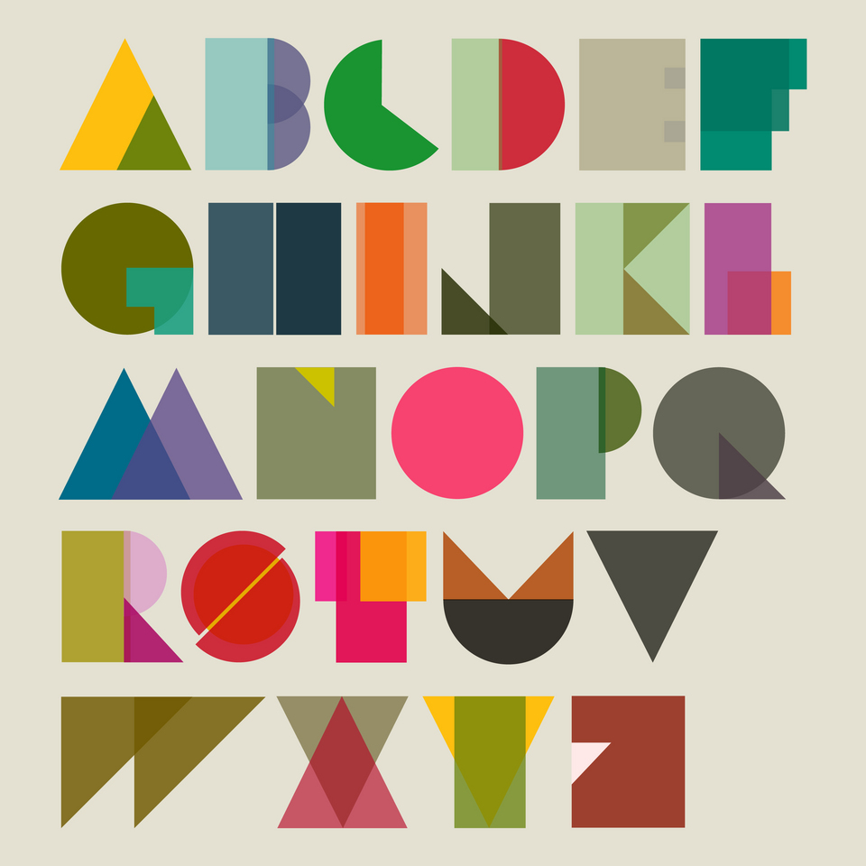 from arabic to zebra // AN ALPHABET COLLECTION II | the ...