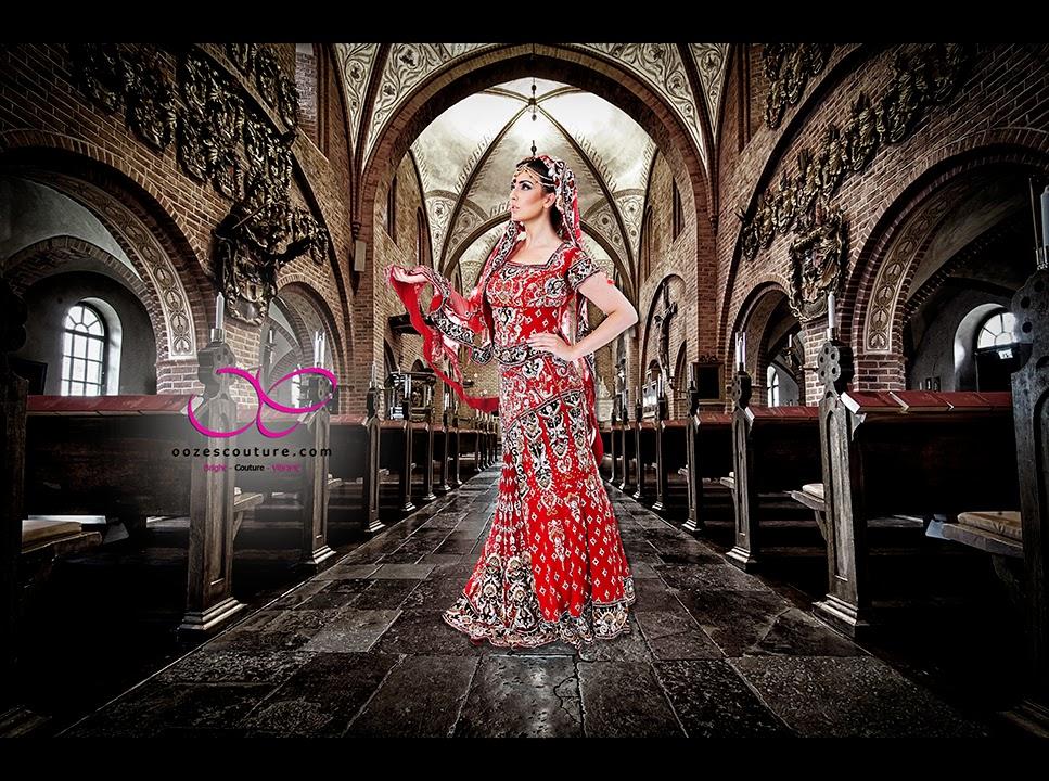 Oozes Couture Shoots - Sophie Richmond