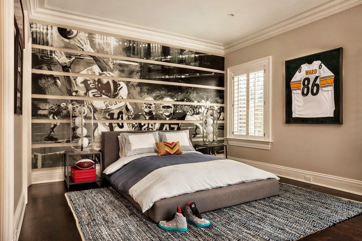 interior kamar tidur remaja cowok   interior rumah