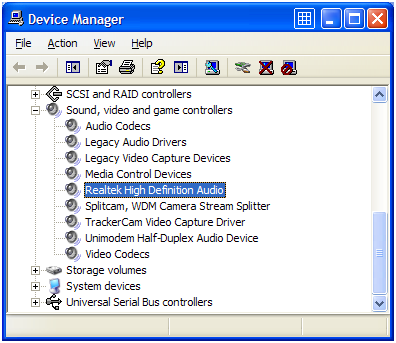 jendela device manager